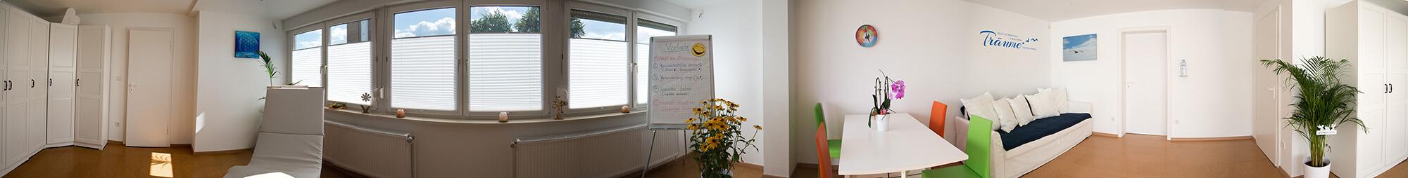 Gesundheitsmagnet - Naturheilpraxis Martina Altenhövel Behandlungsraum