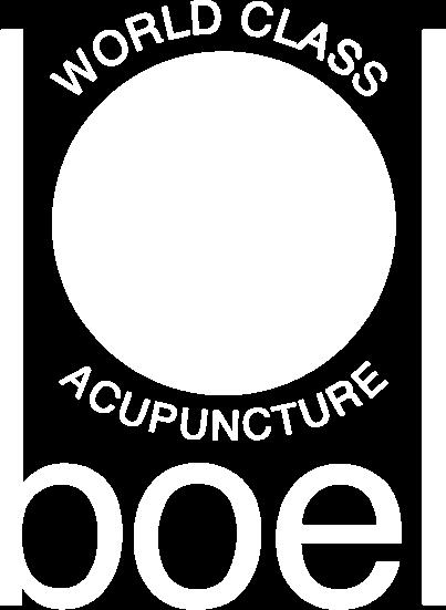 World Class Acupuncture boel weiß